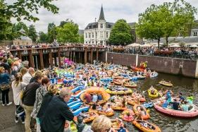 Breda Drijft, evenement, evenementen, Hoge brug, rubberboten, Sport, sportevenementen