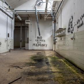 OUde Nibb-it / Kerry fabriek, daags voor de start van de sloop